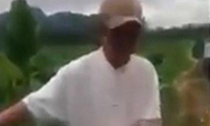 Bị bắt quả tang xâm hại bé gái 8 tuổi ngoài đồng, 'yêu râu xanh' bị khởi tố