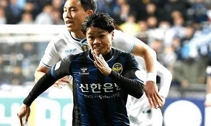 Công Phượng chạy đi, tránh ác mộng Incheon vs Daegu