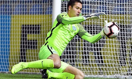HLV Park Hang-seo chấm thủ môn Việt kiều Filip Nguyễn cho vòng loại World Cup?