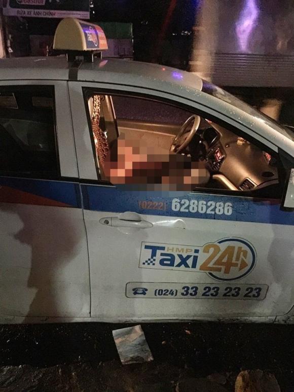 dam trong thuong nu tai xe taxi o ha noi: ca hai da on dinh suc khoe hinh anh 1