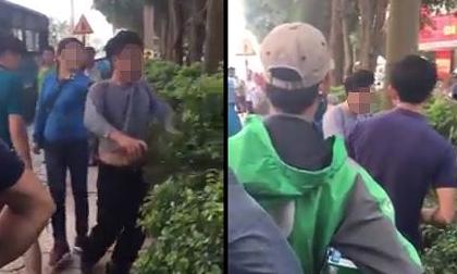 Người phụ nữ tố cáo bị sờ ngực trên xe buýt ở Hà Nội