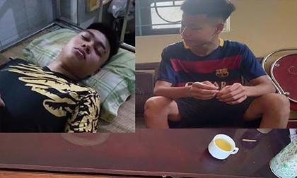 Bắt 2 đối tượng đâm chém liên tiếp vào chủ nhà nghỉ ở Sầm Sơn