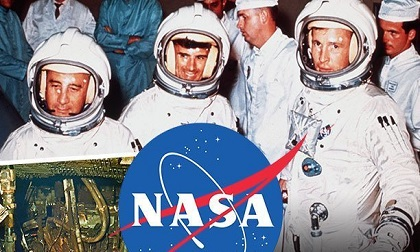 Phi hành gia Mỹ bị sát hại để che giấu bí mật về chuyện hạ cánh trên Mặt trăng?