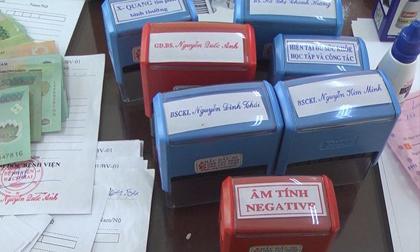 Phát hiện đường dây làm giả giấy khám sức khỏe bệnh viện Bạch Mai