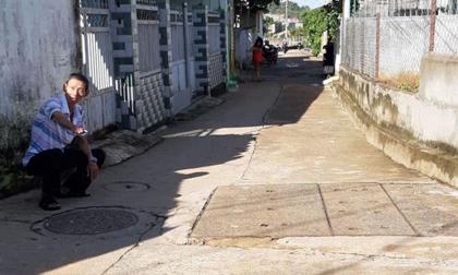 Người phụ nữ bị nước cuốn tử vong giữa phố