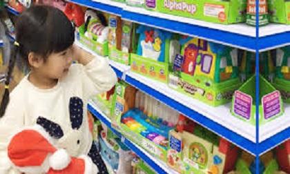 Những lưu ý khi mua quà ngày Tết Thiếu nhi 1/6 cho trẻ