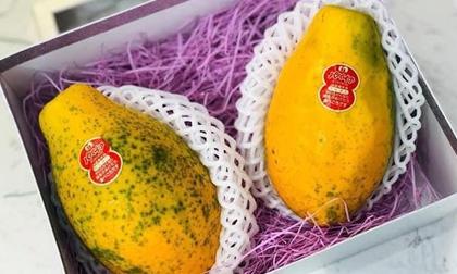 Những loại trái cây giá siêu đắt của Nhật bán tại Việt Nam