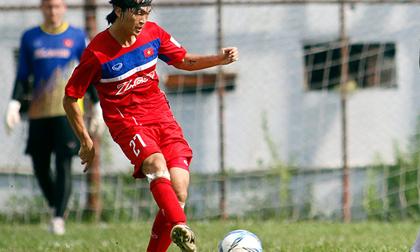 """HLV Park Hang Seo ưu ái """"bảo bối của bầu Đức"""" ở ĐT Việt Nam đấu Thái Lan?"""