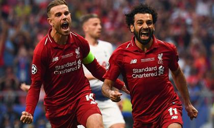 Lạnh lùng hạ Tottenham, Liverpool đăng quang Champions League