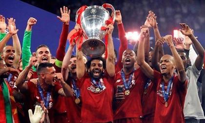 Chùm ảnh: Liverpool 'nổ tung' khi vô địch Champions League
