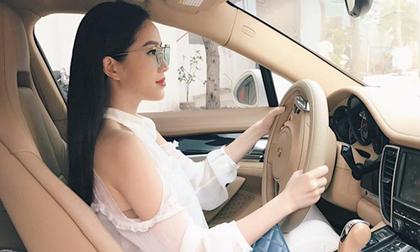 Bảo Thy tuổi 31 - 'đại gia ngầm' của showbiz Việt giàu cỡ nào?