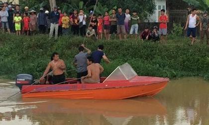 Đã tìm thấy thi thể người đàn ông tàn tật đi bán tăm đuối nước dưới sông