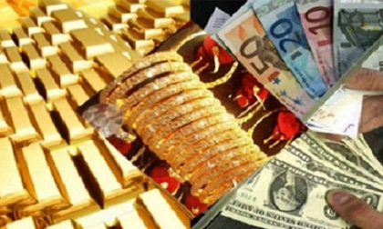 Giá vàng hôm nay 4/6, USD tụt giảm, vàng tăng dựng ngược