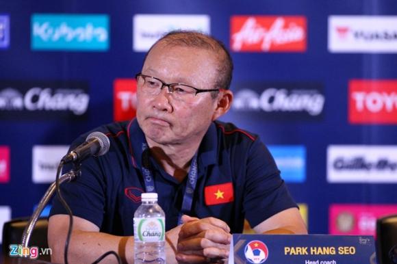 HLV Park: 'Thang Thai Lan khong phai dieu dac biet voi Viet Nam' hinh anh 1