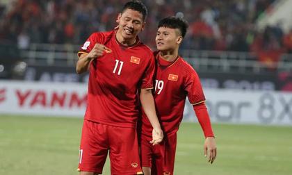 Anh Đức ghi bàn phút 90+4, ĐT Việt Nam đả bại Thái Lan