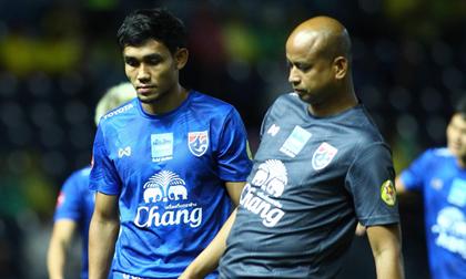 HLV Thái Lan thất vọng với trận thua Việt Nam