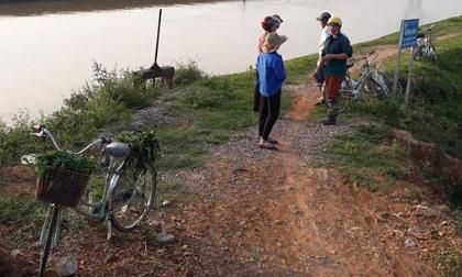Ngã xuống kênh, cụ bà 87 tuổi đuối nước tử vong