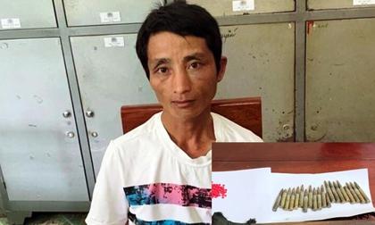 Nghệ An: Bị bao vây, 'trùm' ma túy dùng súng chống trả quyết liệt