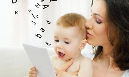 Dấu hiệu sớm về rối loạn ngôn ngữ của trẻ, cha mẹ phải đặc biệt chú ý
