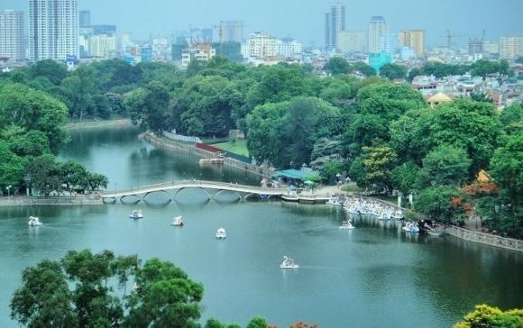 Top 3 công viên không thể bỏ qua khi về thăm thủ đô Hà Nội - 3