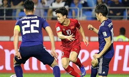 Thầy trò ông Park và giấc mơ World Cup còn xa!