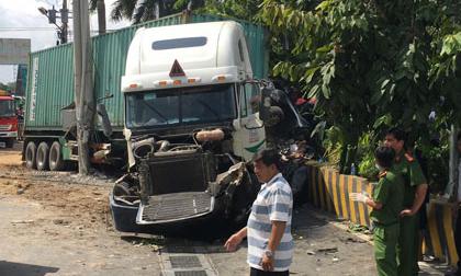 Vụ tai nạn thảm khốc ở Tây Ninh 5 người tử vong: 4 nạn nhân trong cùng gia đình