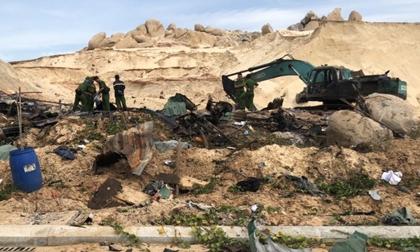 Vụ nổ xăng dầu ở Khánh Hòa: Hỗ trợ 50 triệu đồng cho gia đình có người tử nạn