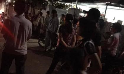 Chồng đánh vợ, đốt nhà rồi cứa cổ tự sát ở Ninh Bình