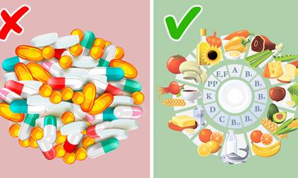6 cách cải thiện sức khỏe hóa thuốc độc nếu bạn không nắm rõ những điều này