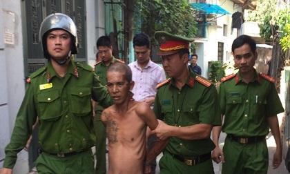 Hà Nội: Khống chế thanh niên ngáo đá đột nhập nhà dân