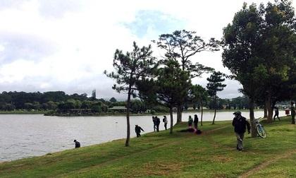 Đà Lạt: Thi thể một người đàn ông nổi ở hồ Xuân Hương