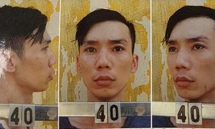 Huy 'nấm độc' vượt ngục cùng bạn tù ở Bình Thuận