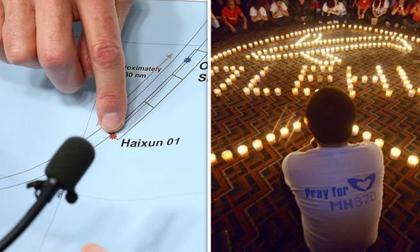 Cú quay đầu và đường bay gây kinh ngạc của MH370