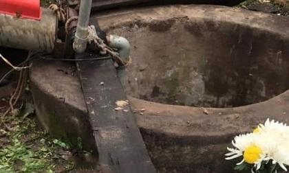 Bé trai 3 tuổi tử vong dưới giếng ở Bình Dương