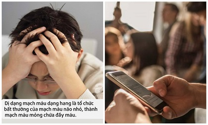 Cảnh báo từ vụ: Cậu học sinh 15 tuổi xuất huyết não vì chơi điện thoại đến khuya, rất nhiều người cũng đang mắc
