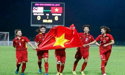 ĐT nữ Thái Lan tụt dốc, ĐT nữ Việt Nam trở lại vị trí số 1 Đông Nam Á