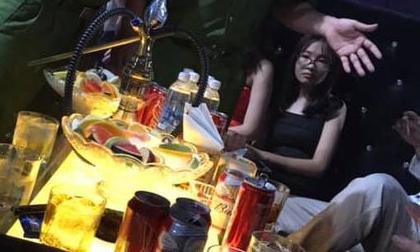 Đột kích bar ở Hải Dương, phát hiện 40 'dân chơi' dương tính với ma túy