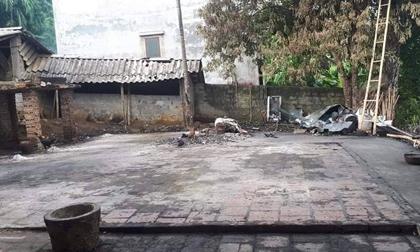 Nhà sàn của gia đình thủ môn Bùi Tiến Dũng bốc cháy, thiệt hại 300 triệu đồng