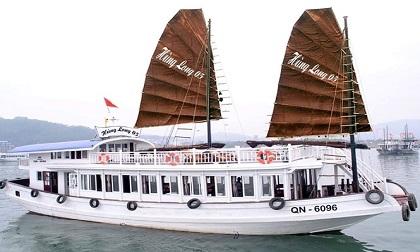 Quay lén du khách tắm, tàu du lịch vịnh Hạ Long bị đình chỉ