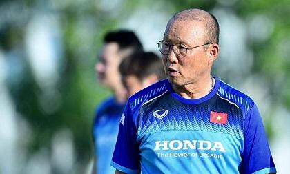 Vì sao HLV Park không đại diện Việt Nam dự bốc thăm vòng loại World Cup 2022 như kế hoạch?