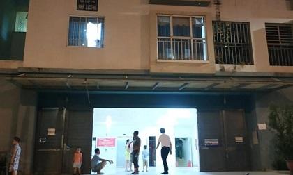 Cháy chung cư ở Đà Nẵng, nhiều người tháo chạy trong đêm