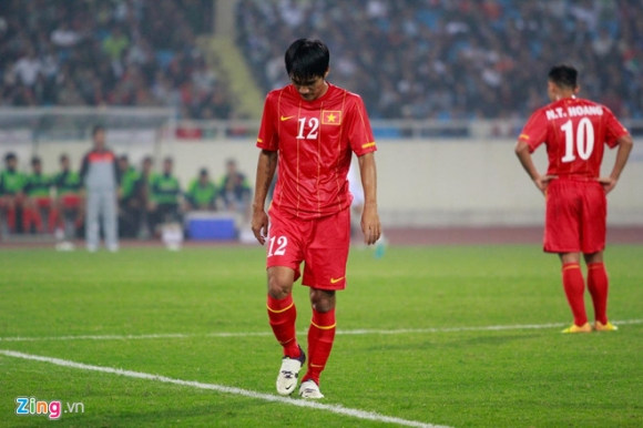 Tu giot nuoc mat cua Cong Vinh toi ngay Viet Nam noi ve World Cup 2022 hinh anh 2