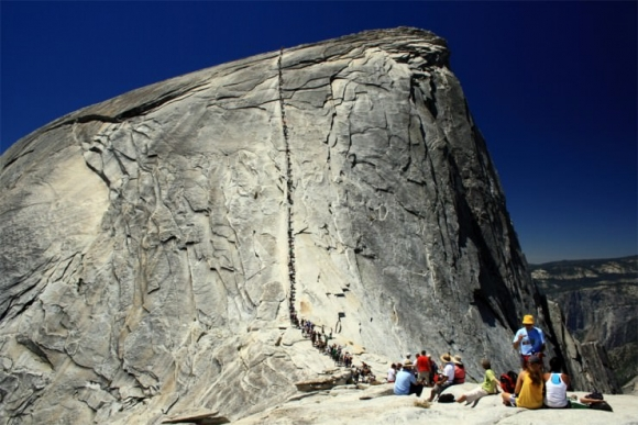 Cuộc thử thách của những người không sợ tử thần ở một ngọn núi tại Mỹ - 8