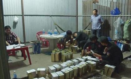 Tạm giữ người cung cấp hóa chất cho đường dây xăng giả của Trịnh Sướng