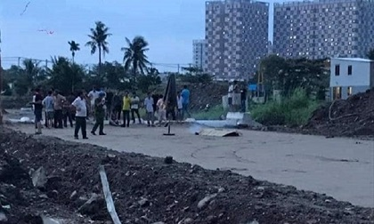 2 bé trai bị điện giật tử vong khi chơi trong công trình xây dựng