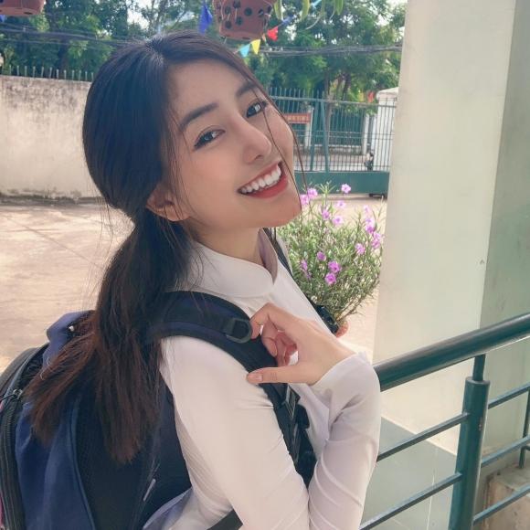 4 nữ sinh chưa tròn 20 hot nhất nhì Sài Gòn, Quảng Bình bị nghi sửa mặt vì quá xinh - 1