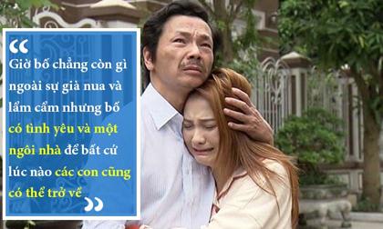 'Về nhà đi con': Mỗi câu ông Sơn nói có sức nặng ngàn cân
