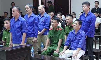 Không còn khóc, trùm bảo kê chợ Long Biên Hưng 'kính' lặng lẽ hầu tòa