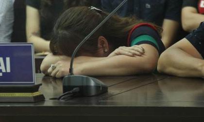 Xét xử trùm bảo kê chợ Long Biên: Bị hại nức nở kể chuyện 2 lần tự tử vì bị uy hiếp