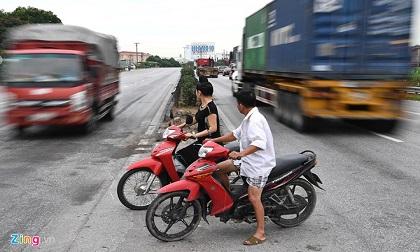 Sau tai nạn 5 người chết, quy định giảm tốc độ ở nút giao quốc lộ 5